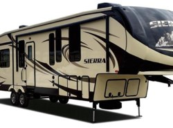 New 2016  Forest River Sierra 343RSOK by Forest River from Luke's RV Sales & Service in Lake Charles, LA