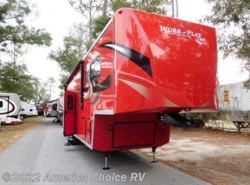 New 2016 Forest River Work and Play 38FCR Toy Hauler Fifth Wheel available in Ocala, Florida