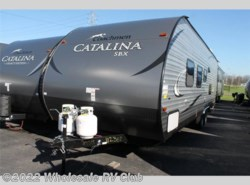 New 2017  Coachmen Catalina 261BH by Coachmen from Wholesale RV Club in Ohio