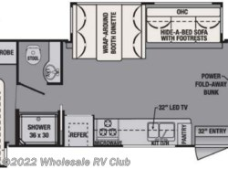 New 2016  Forest River FR3 30DS by Forest River from Wholesale RV Club in Ohio