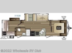 New 2017  Keystone Cougar X-Lite 31SQB by Keystone from Wholesale RV Club in Ohio