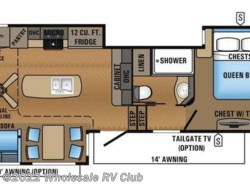 New 2017  Jayco North Point 315RLTS by Jayco from Wholesale RV Club in Ohio