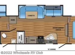 New 2017  Jayco Jay Flight SLX 32BDSW by Jayco from Wholesale RV Club in Ohio