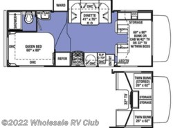 New 2017  Forest River Sunseeker 2290S Ford by Forest River from Wholesale RV Club in Ohio