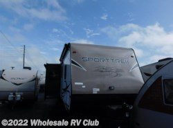 New 2017  Venture RV SportTrek 327VIK by Venture RV from Wholesale RV Club in Ohio