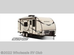 New 2017  Venture RV Sonic 168VRB by Venture RV from Wholesale RV Club in Ohio