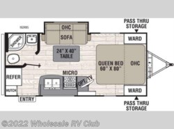 New 2017  Coachmen Freedom Express 192RBS by Coachmen from Wholesale RV Club in Ohio