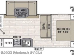New 2017  Coachmen Freedom Express 248RBS by Coachmen from Wholesale RV Club in Ohio