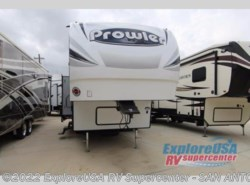 New 2017  Heartland RV Prowler P293 by Heartland RV from ExploreUSA RV Supercenter - SAN ANTONIO, TX in San Antonio, TX