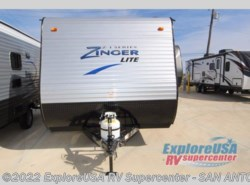 New 2017  CrossRoads Zinger Z1 Series Lite ZR18BH by CrossRoads from ExploreUSA RV Supercenter - SAN ANTONIO, TX in San Antonio, TX