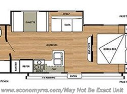 Used 2015  Forest River Salem Cruise Lite 271RBXL by Forest River from Economy RVs in Mechanicsville, MD