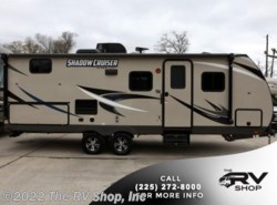 New 2017  Cruiser RV Shadow Cruiser 240BHS by Cruiser RV from The RV Shop, Inc in Baton Rouge, LA