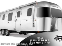 New 2018 Airstream Classic 33FB available in Baton Rouge, Louisiana