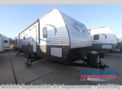 New 2017  CrossRoads Zinger Z1 Series ZR291RL by CrossRoads from ExploreUSA RV Supercenter - CANTON, TX in Wills Point, TX