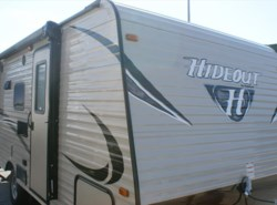 New 2017  Keystone Hideout 175LHS by Keystone from COLUMBUS CAMPER & MARINE CENTER in Columbus, GA