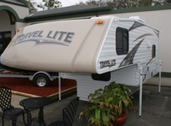 New 2017  Travel Lite Truck Campers 800X by Travel Lite from Ashley's Boat & RV in Opelika, AL
