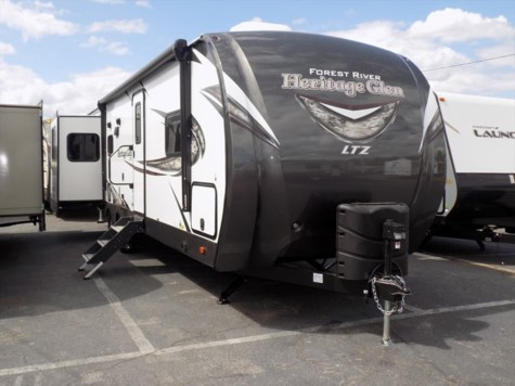 2018 Forest River Wildwood Heritage Glen LTZ T299RE