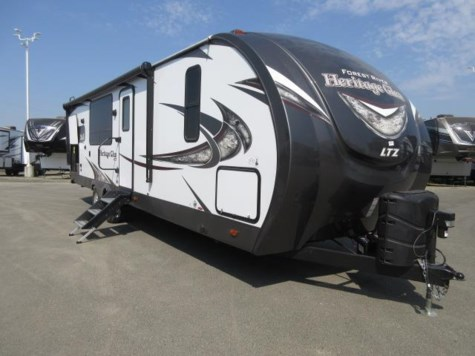2018 Forest River Wildwood Heritage Glen LTZ 282RK