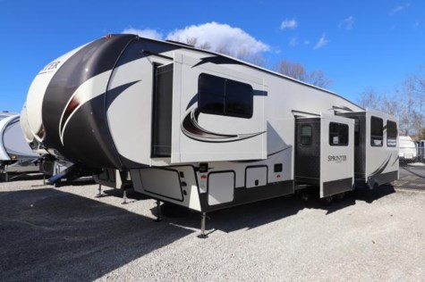 2018 Keystone Sprinter Limited 3571FWLFT