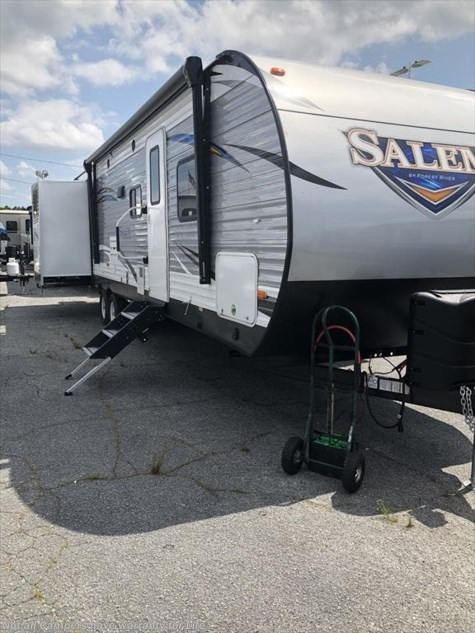 2019 Forest River Salem 31KQBTS