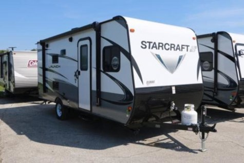2018 Starcraft Launch Outfitter 7 17BH