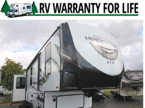 2019 Forest River Wildwood Heritage Glen LTZ 337BAR