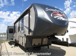 New 2016  Forest River Sandpiper 371REBH by Forest River from Hanner RV Supercenter in Baird, TX