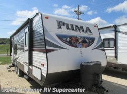 Used 2015  Palomino Puma 25-RS by Palomino from Hanner RV Supercenter in Baird, TX