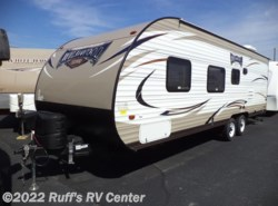 Used 2017  Forest River Wildwood X-Lite 261BHXL by Forest River from Ruff's RV Center in Euclid, OH