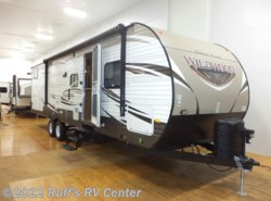 New 2017  Forest River Wildwood 28CKDS by Forest River from Ruff's RV Center in Euclid, OH
