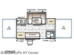 New 2017  Forest River Rockwood Tent Camper Premier 2716G by Forest River from Ruff's RV Center in Euclid, OH