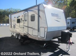 Used 2017  Forest River Rockwood Mini Lite 2504S by Forest River from Orchard Trailers, Inc. in Whately, MA