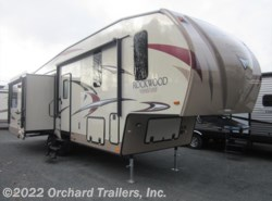 New 2017  Forest River Rockwood Signature Ultra Lite 8299BS by Forest River from Orchard Trailers, Inc. in Whately, MA