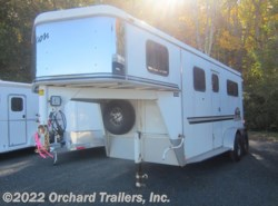 Used 2002  Bison  AlumaSport 2-Horse by Bison from Orchard Trailers, Inc. in Whately, MA