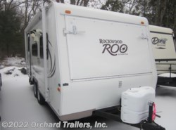 Used 2010  Forest River Rockwood Roo 19 by Forest River from Orchard Trailers, Inc. in Whately, MA