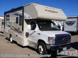 Used 2016  Winnebago Minnie Winnie 22R by Winnebago from Lazydays RV America in Aurora, CO