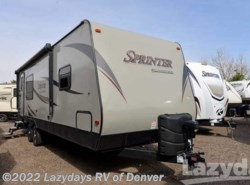 New 2017  Keystone Sprinter Campfire 25RK by Keystone from Lazydays RV America in Aurora, CO
