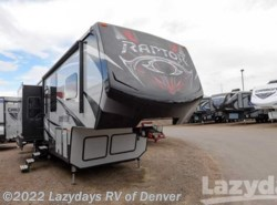 New 2017  Keystone Raptor 355TS by Keystone from Lazydays RV America in Aurora, CO