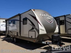 New 2017  Cruiser RV Fun Finder Xtreme Lite 21RB by Cruiser RV from Lazydays RV America in Aurora, CO