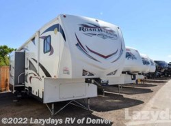 Used 2011  Heartland RV Road Warrior UNK