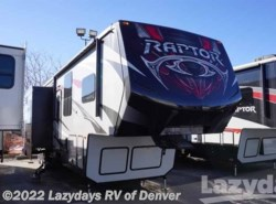 New 2016  Keystone Raptor 425TS by Keystone from Lazydays RV America in Aurora, CO