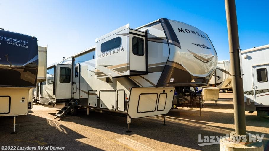 Denver Rv Show 2020.2020 Keystone Rv Montana 3780rl For Sale In Aurora Co 80011 21048863