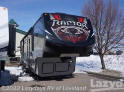 New 2016  Keystone Raptor 422SP by Keystone from Lazydays RV America in Loveland, CO