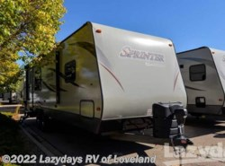 New 2017 Keystone Sprinter Campfire 25RK available in Loveland, Colorado