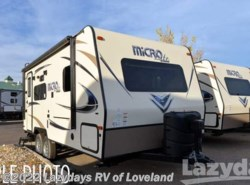 New 2017  Forest River Flagstaff Micro Lite 23LB by Forest River from Lazydays RV America in Loveland, CO