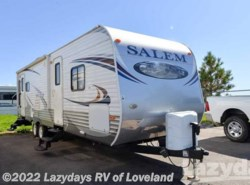 Used 2013 Forest River Salem 27RLSS available in Loveland, Colorado
