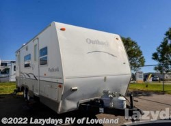 Used 2004  Keystone Outback Sydney Edition FW 25FBS by Keystone from Lazydays RV America in Loveland, CO