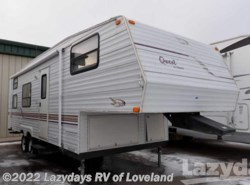 Used 2001  Jayco Qwest 265BS by Jayco from Lazydays RV America in Loveland, CO