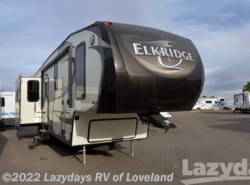 Used 2014  Heartland RV ElkRidge 34QSRL by Heartland RV from Lazydays RV America in Loveland, CO