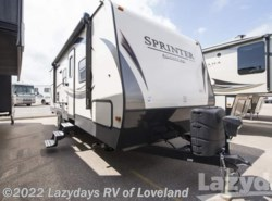 New 2018 Keystone Sprinter 26RB available in Loveland, Colorado